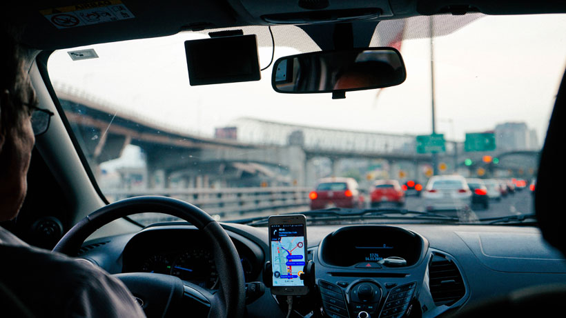 A Rideshare Driver's Guide to Staying Healthy