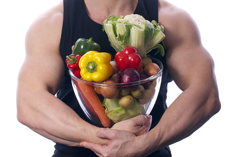 Building Muscle as a Vegan Bodybuilder