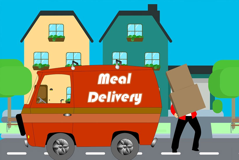 meal delivery weight loss