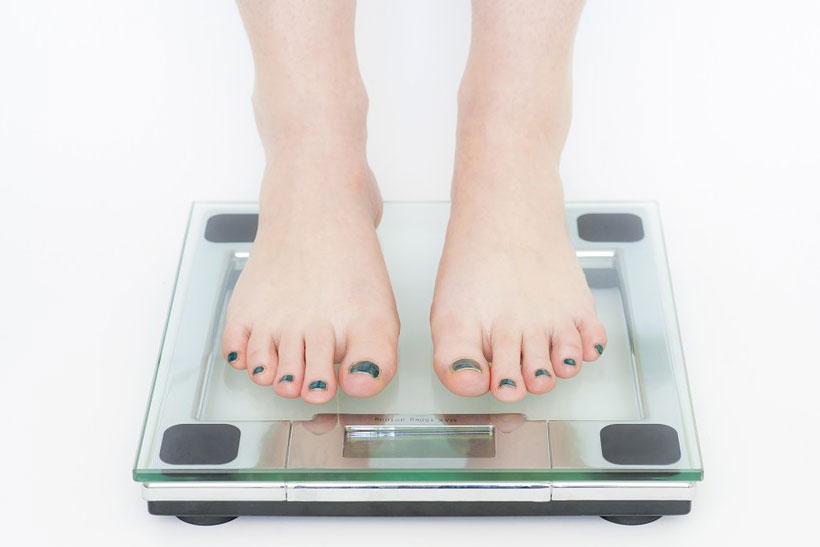 weight loss scale myths