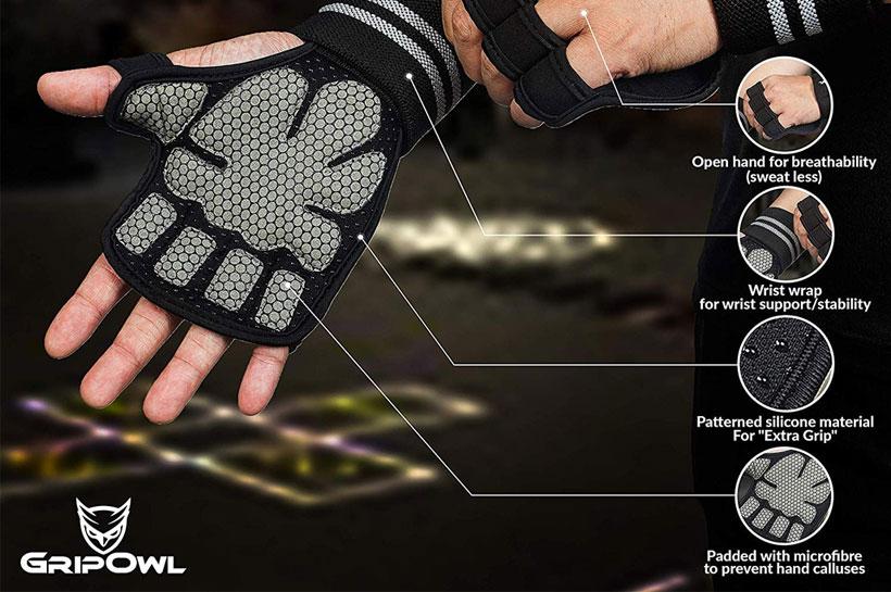 gripowl gloves