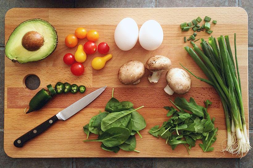 nutrition for vegetarian or vegans