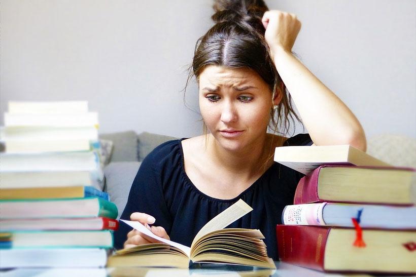 tips dealing study stress