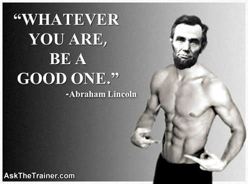 Motivational Quotes Abraham Lincoln - Inspirational, Fitness, Famous, Funny, Life